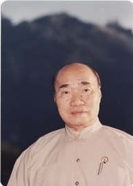 Grand Master Huang, Mount Kinabalu 8th Oct 1987